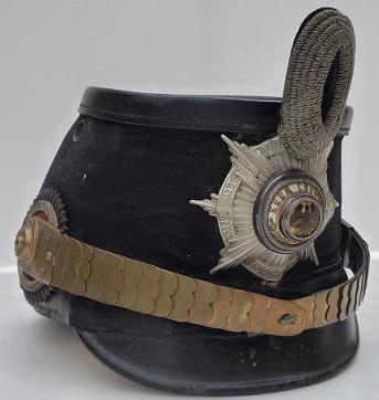 casqueà pointe, pickelhaube, garde, preussen, prussia